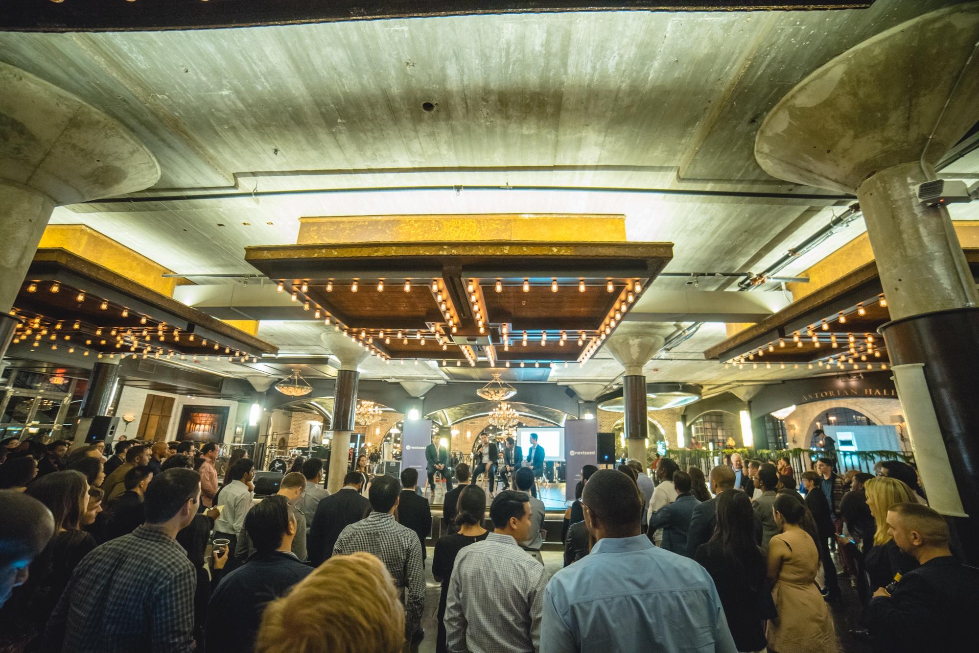 NextSeed Invest Local - Astorian Event